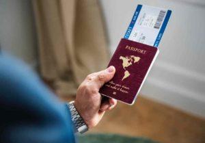 ใบกำกับภาษีของกิจการเป็นตัวแทนช่วงจำหน่ายตั๋วเครื่องบิน