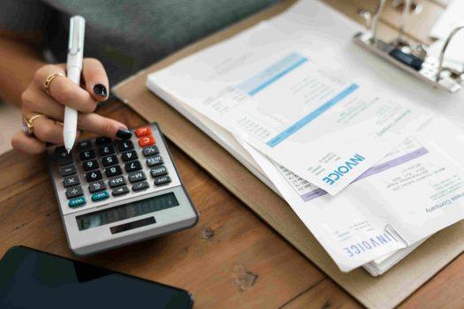 การลำดับเลขที่ใบกำการลำดับเลขที่ใบกำกับภาษี